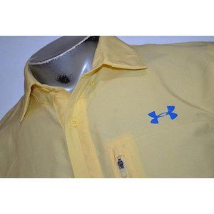 6227 Mens Under Armour Fishing Shirt Polyester